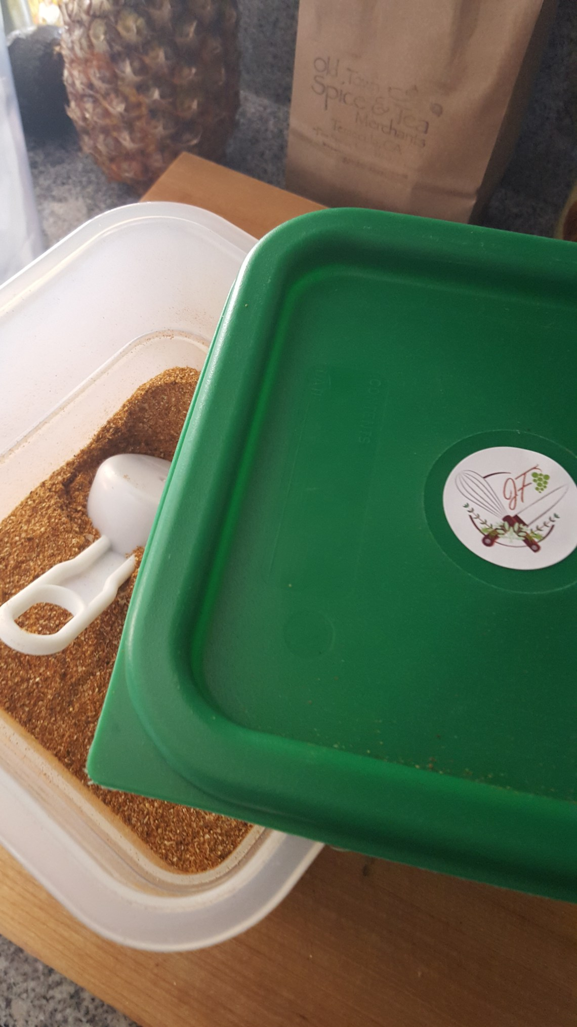 House Seasoning- Spice Mixture- Herbs Salt and Spice that make everything nice