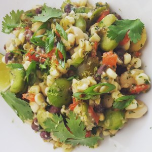 SoCal Summer Succotash
