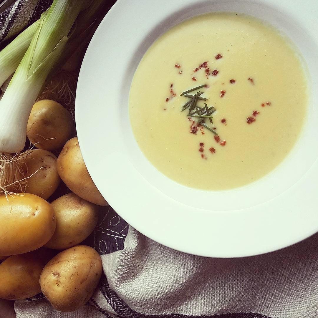 Potato Leek Soup Recipe Ina Garten