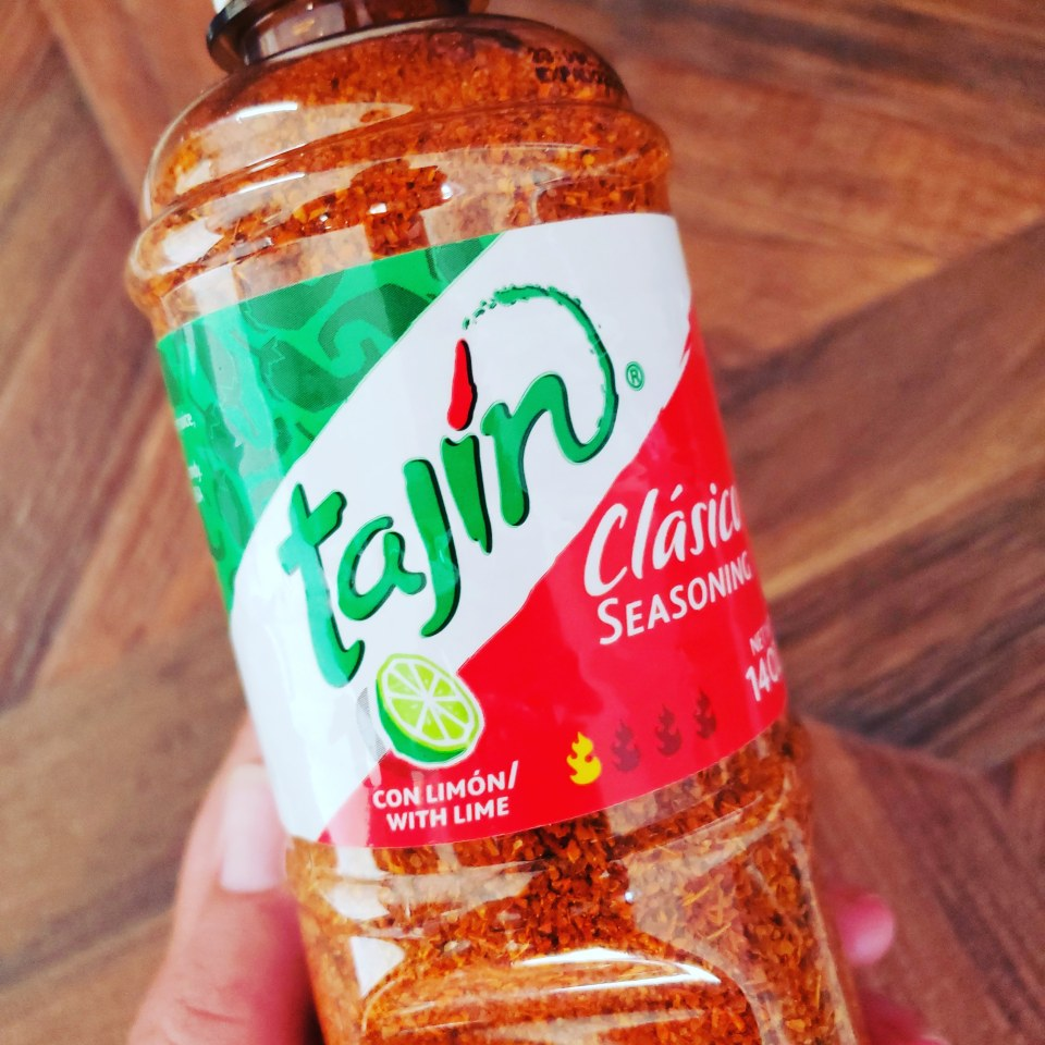 Tajin Classic Seasoning Full Bottle