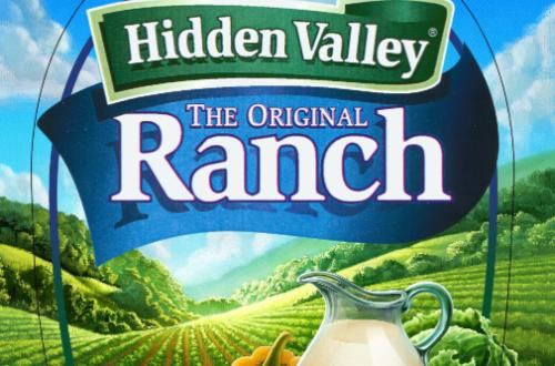 Hidden Valley Ranch Packet Logo