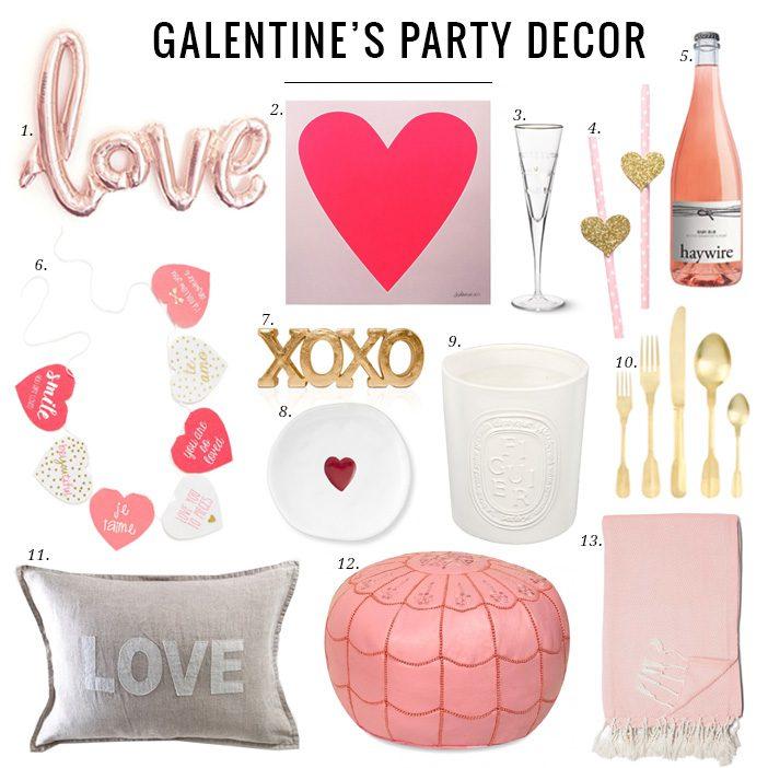 Galentine S Day Party Ideas Jillian Harris Design Inc