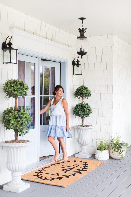 Jillian Harris, diseñadora de interiores