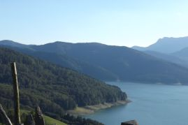 Bicaz dam area (2)