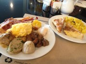 Breakfast glutton at the Ascott
