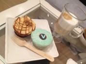 Sweet tooth satiation at Vanilla Cupcake Bakery