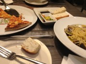 Dinner meeting at Parmigiano