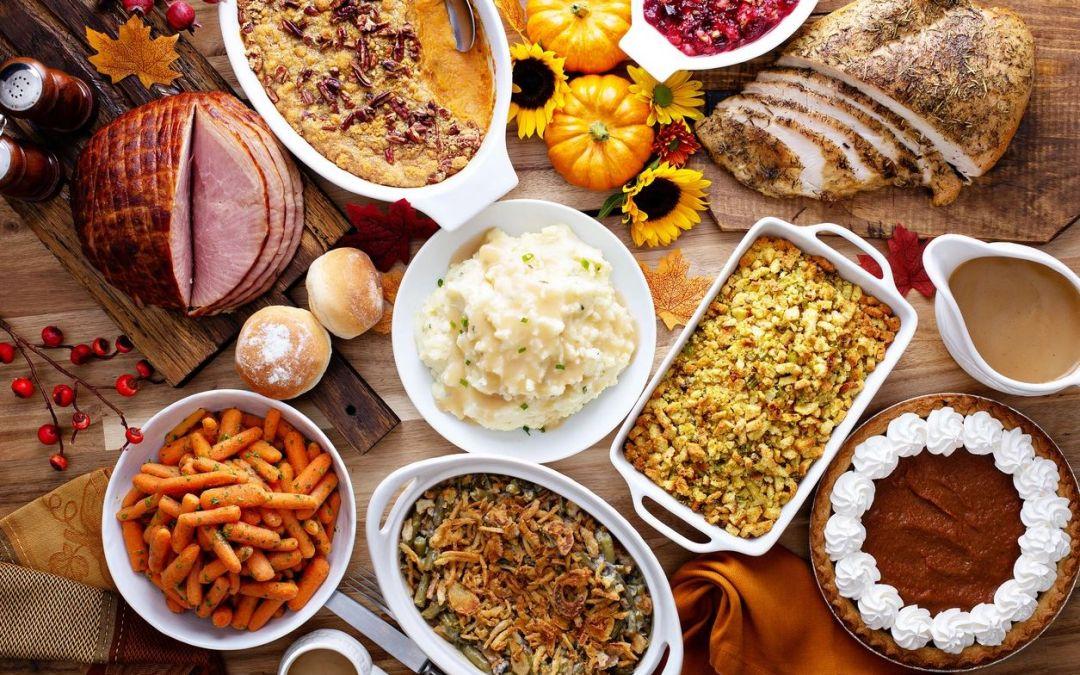 Enjoy Thanksgiving!