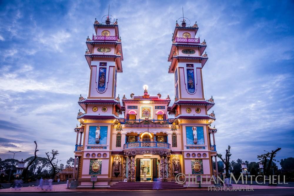 Cai Dai Holy See, Tay Ninh, Vietnam