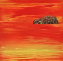 Bass Rock - 19-03 - sold