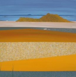 Lockdown view from the Braids to Fife - sold