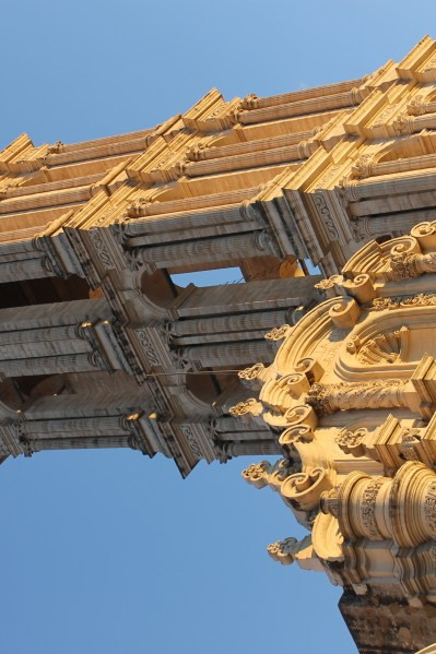 Saltillo's cathedral is a don't miss site on the Holy Week pilgrimage