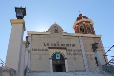 Iglesia Ojo de Agua, Saltillo (First on my Holy Week pilgrimage list!)