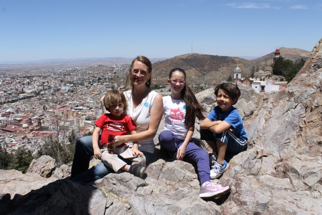 Vista de Cerro La Bufa
