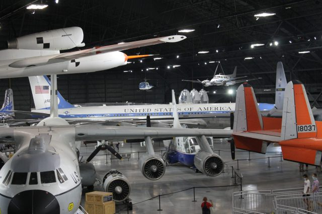 Air Force Museum Dayton Ohio