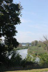 Maumee River at Walbridge Park Toledo Ohio