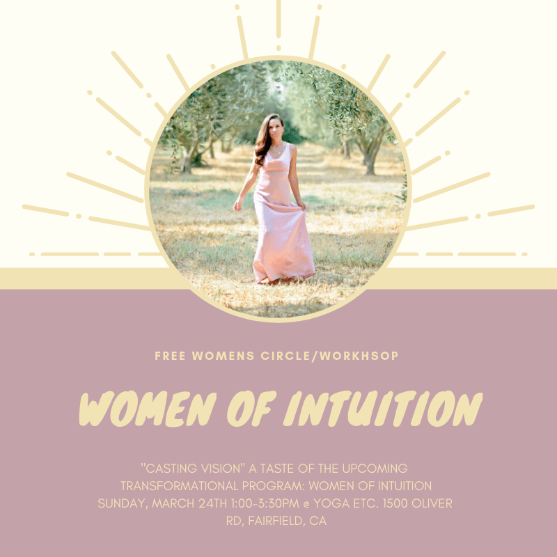 Women of Intuition