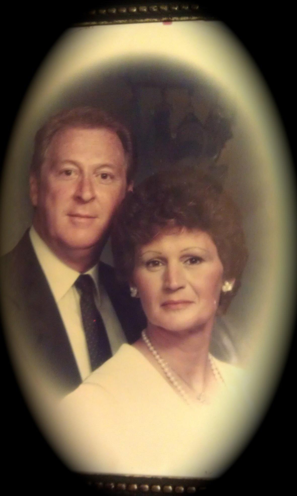 Nina & Grandpa