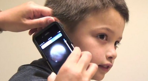 Courtesy: http://www.theblaze.com/stories/2012/10/12/ear-infection-detection-app-could-let-pediatricians-diagnose-kids-without-an-office-visit/