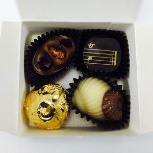 4 Piece Nova Scotia Chocolates