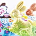 Izaak The Easter Bunny