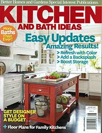 Vero Beach Interior Designer Jill Shevlin Featured in Kitchen And Bath Magazine