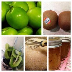 Apple Kiwi Jelly