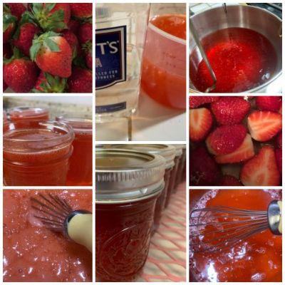Strawberry Lemon Drop Jelly