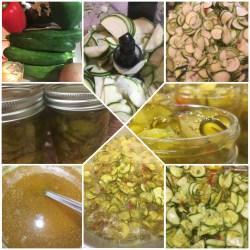 Zucchinni Relish