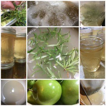 Apple Rosemary Jelly