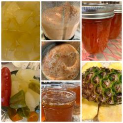 Pineapple and Hot Pepper Jelly