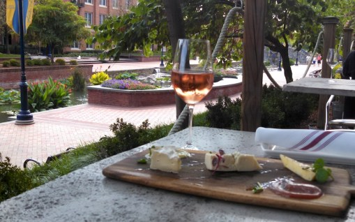 Cheese Board at The Wine Kitchen