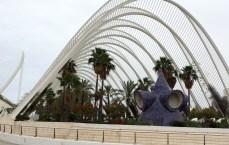 L'Umbracle Valencia City of Arts Sciences