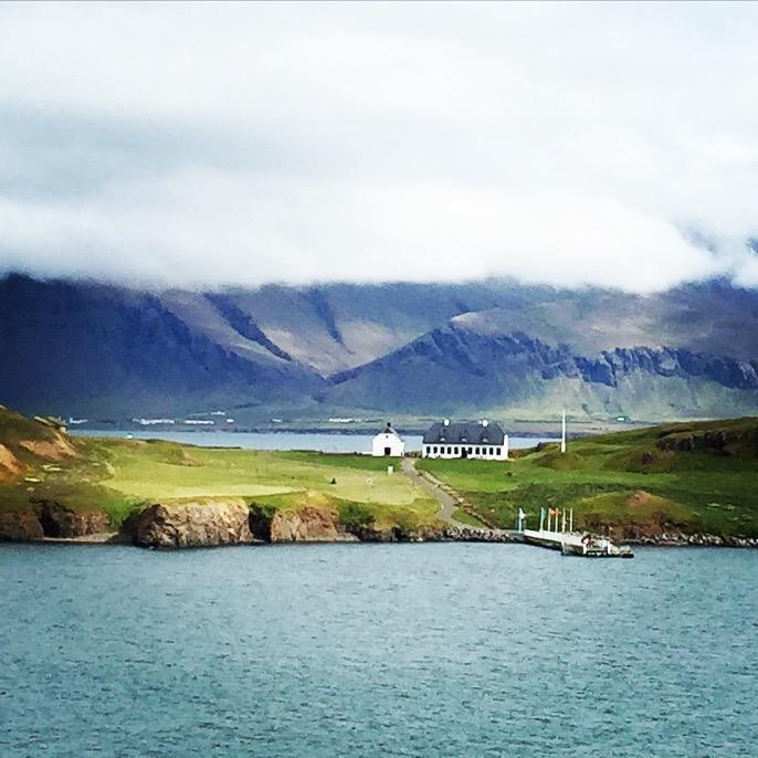 Reykjavik, Iceland Cruise Church