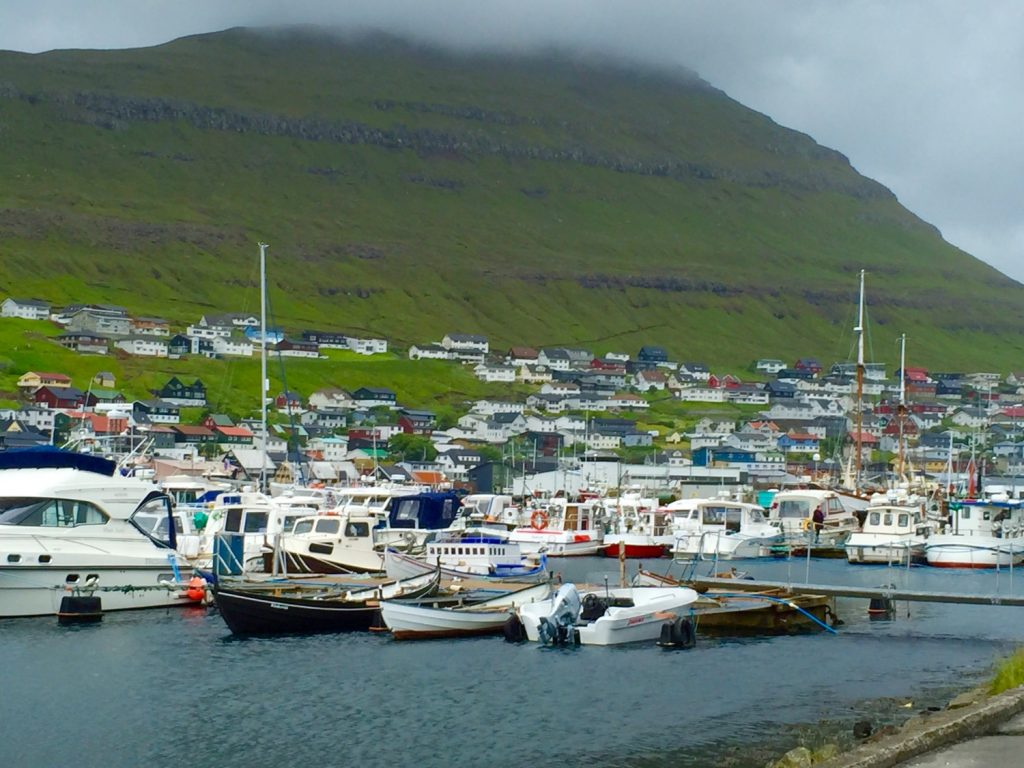 faroe islands royal caribbean cruise