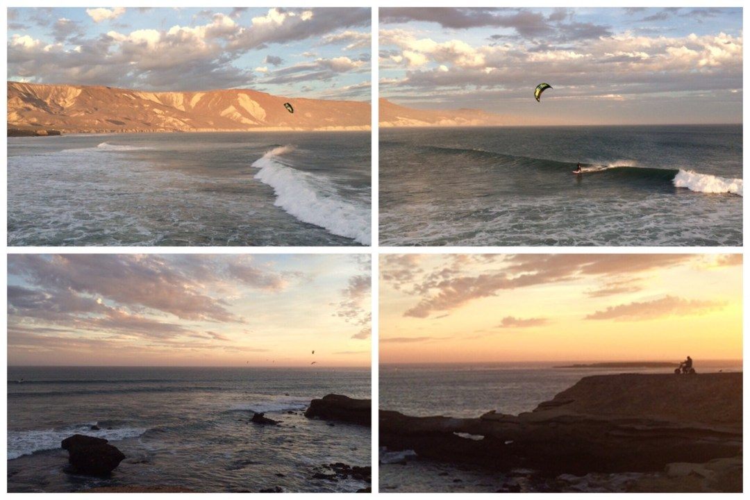 sunset beach punta san carlos