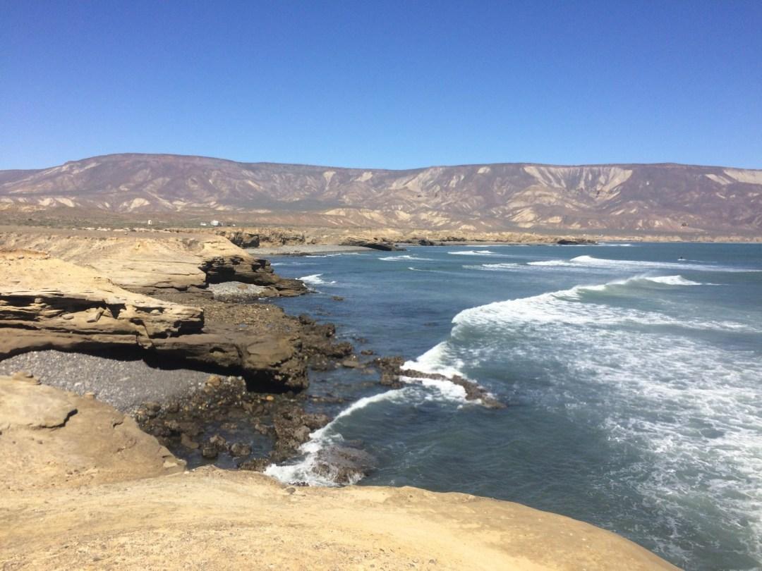 coast punta san carlos