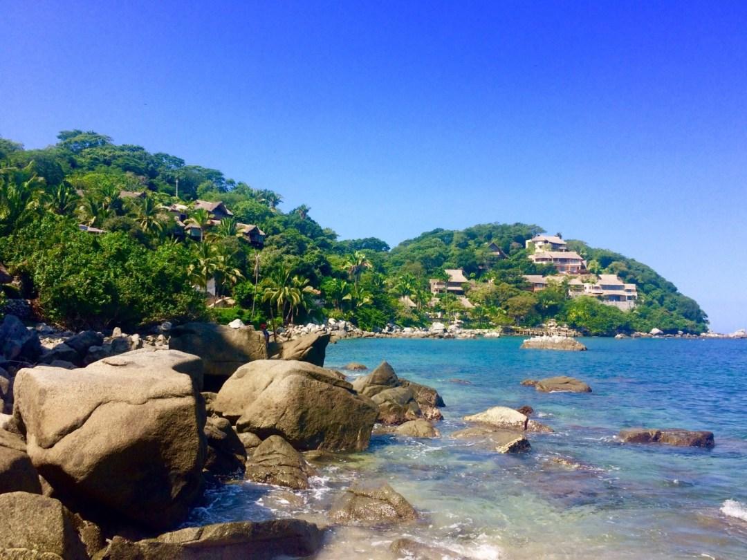 sayulita view beach rancho banderas punta mita