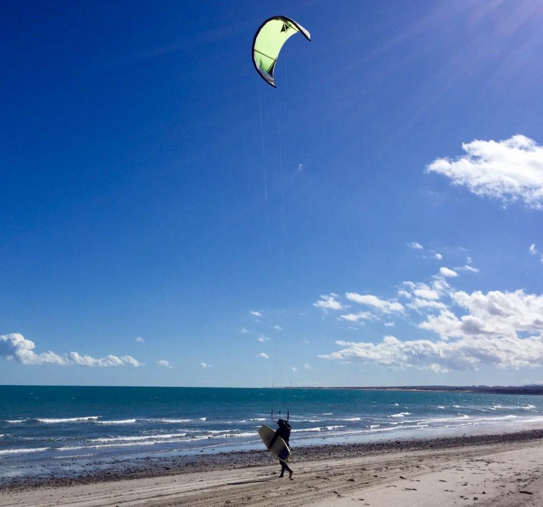 San Felipe Baja Kiting