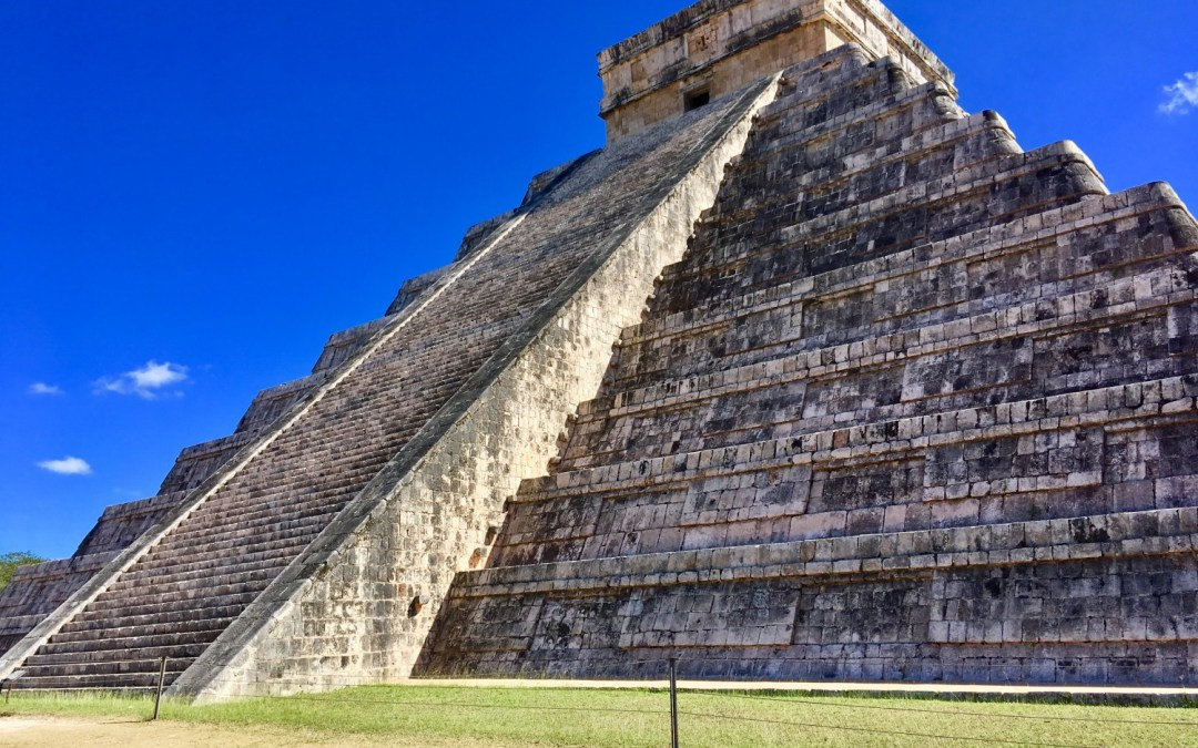 chichen itza pyramid – the mysterious 7th wonder of the world