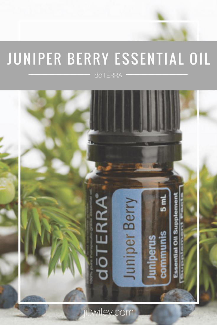 doterra essential oil juniper berry