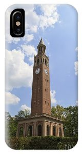 Chapel Hill Bell Tower Phone Case