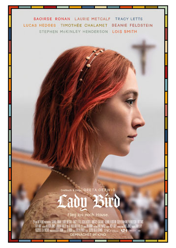 Lady Bird - ab 19. April im Kino