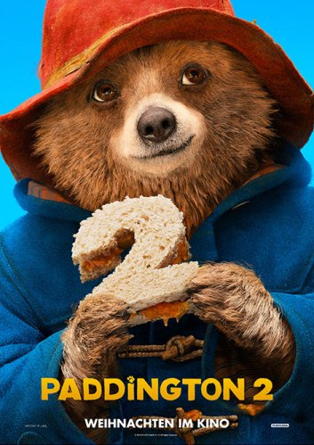 Paddington 2 ab 23. November im Kino
