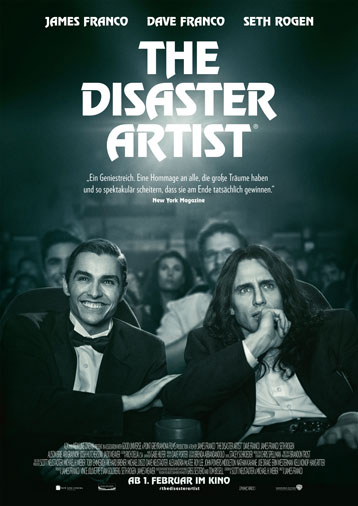 The Disaster Artist ab 01. Februar im Kino
