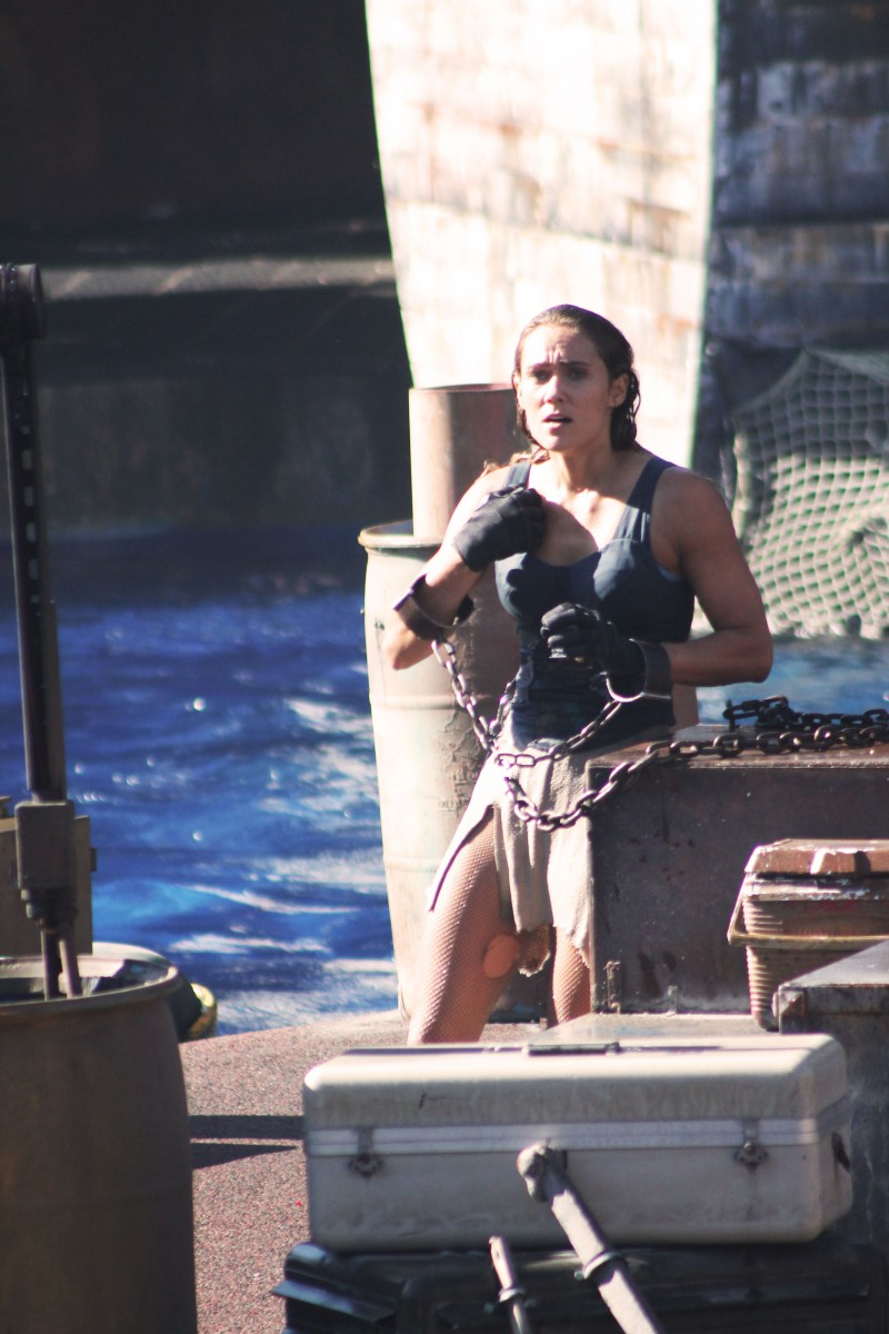Waterworld in den Universal Studios