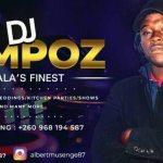 DJ Dimpoz-Hot Dancehall Mix Tape.