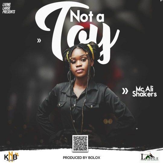 MC Ali Shakerz-Not A Toy.