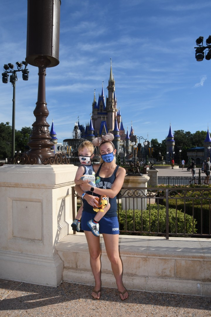 August Trip Report – Day 3 – Happy Birthday To Me ! (And Magic Kingdom and Sana'a)