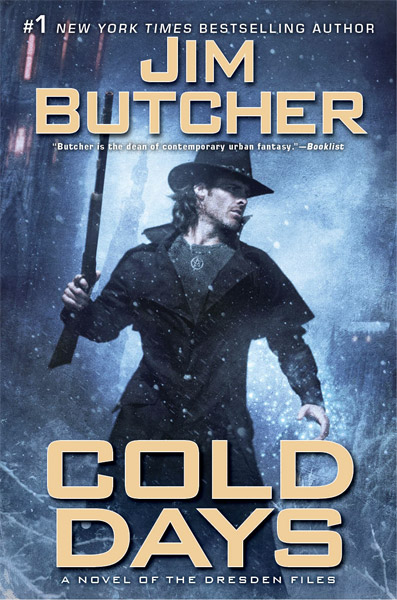 Cold Days Jim Butcher